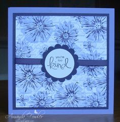 Greenhouse Garden Stampin' Up!