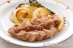 豚肩ロースのソテーのレシピ・つくり方   キッコーマン   ホームクッキング