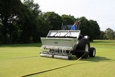 Campey Turf Care Systems is holding a short two venue demonstration tour of Scotland.