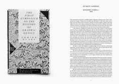 Occasional Papers » Graphic Design: History in the Writing (1983–2011)