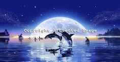 Swim in the Moon