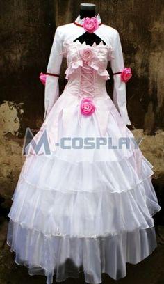 Code Geass Euphemia Elegant Cosplay Costume