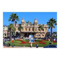 #Casino My city #Monaco#Montecarlo#canon#eos100d#remembers#travel#traveling#photo#photographer#sun#shoot#sunny#summer#day#friends#bluesky by riccardo_paglia from #Montecarlo #Monaco
