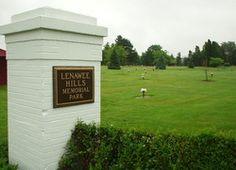 Lenawee Hills Memorial Park, Adrian, Lenawee County, Michigan