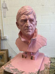 King Kenny in pink! #kennydalglish