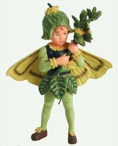 Fairy Homes and Gardens - Box Tree Fairy - Cicely Mary Barker Flower Fairies, $15.99 (http://www.fairyhomesandgardens.com/box-tree-fairy-cicely-mary-barker-flower-fairies/)