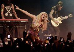 Kesha & Brad