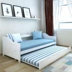 Bedroom Sofa Bed components can add a contact of style and design to any dwelling. Bedroom Sofa Bed can mean many issues to many individuals, but all of them… White Bedroom Furniture, Bedroom Sofa, Bed Furniture, Living Room Sofa, Furniture Buyers, Diy Bedroom, Sofa Couch, Wood Sofa, Single Couch