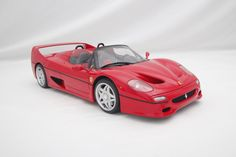 Amalgam Collection has painstakingly recreated the Ferrari F50in an 1:8 scale model. It is so choice. If you have the means, I highly recommend picking one up.    –<em>Bill@ChoiceGear</em>