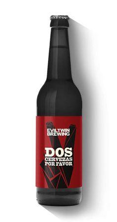 Dos Cervezas por Favor - Evil Twin Brewing