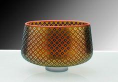 robert wynne glass | another fabulous Robert Wynne piece | Art Glass & Ceramics | Pinterest