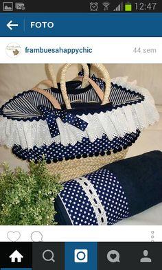 Cute Purses, Purses And Bags, Beach Basket, Lace Bag, Basket Bag, Basket Decoration, Black Box, Diy Accessories, Handmade Bags