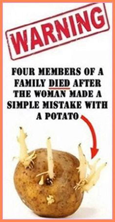 Potatoes can be a delicious food that can be used for countless delicious recipes. Natural Life, Natural Living, Natural Healing, Holistic Remedies, Herbal Remedies, Natural Remedies, Health Guru, Health And Wellbeing, Get Healthy