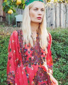 Baluchi Dress • Tavin Boutique