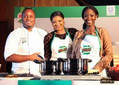 Omotola Jolade Ekeinde & Daughter Announced As Knorr's Ambassadors