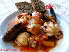 Il Pomodoro Rosso di MAntGra: Zuppa di pesce senza spine