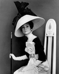 "Audrey Hepburn in ""My Fair Lady"""