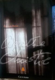 Entre Frases e Palavras: Cai o Pano - Agatha Christie