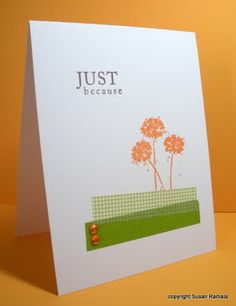 Simplicity: Chatter and a Card