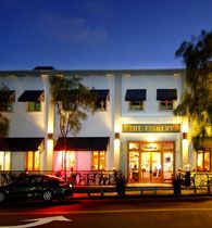 """The Fishery - North Pacific Beach, San Diego """"Great Seafood Restaurant"""""""