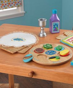 Love this KidKraft Passover Set on #zulily! #zulilyfinds