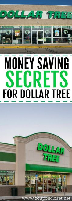 Check out these money saving hacks for Dollar Tree. Secrets you need to know before shopping Dollar Tree. Secrets to save at Dollar Tree!