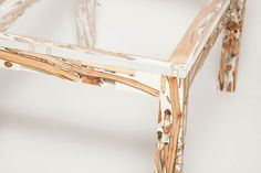 living material – Twig Vessel