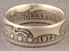 fun with metal, or how to make a quarter into a ring... you need a silver quarter