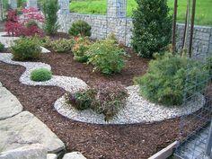 okrasné kameny do zahrady - Hledat Googlem