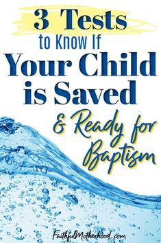 Family Bible Study, Bible Verses For Kids, Bible Study For Kids, Raising Godly Children, Prayers For Children, Daughters, Sons, Getting Baptized, Spiritual Disciplines