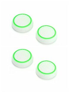 Interesting� [Set of 4] Glow in the Dark Analog Thumb Stick Grips Cap Cover Joystick Thumbstick Grips Silicone Caps Cover For PS2, PS3, PS4, Xbox 360, Xbox One Game Controller