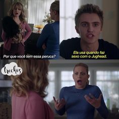 Irmão é foda Riverdale Netflix, Riverdale Merch, Madchen Amick, Riverdale Betty, Betty And Jughead, Dylan O'brien, Series Movies, Music Tv, Pretty Little Liars