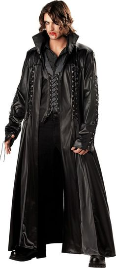 Adult Baron von Bloodshed V&ire ($64.99) Costume - Party City ONLINE  sc 1 st  Pinterest & modern vampire costumes for men - Google Search | the tale ...