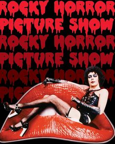 With Halloween fast approaching Rocky Horror Picture Show kicks-off its anniversary celebrations with a M.C Cosmetics make-up range! Rocky Horror Show, The Rocky Horror Picture Show, Alternative Makeup, Fashion Tape, Movie Party, Movie Wallpapers, Monster Party, Photo Checks, Old Movies