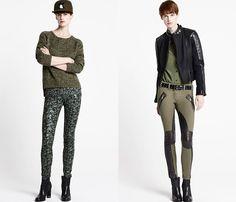 (5) Karl Lagerfeld - Paris Fashion Week - Denim & Jeanswear 2013-2014 Fall Winter Womens Runways