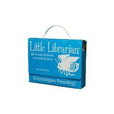 Little librarian kit for children