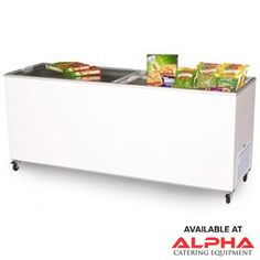 Chest Freezers are a must for the large storage of frozen produce and traditionally more reliable than an upright freezer equivalent. Alpha Catering Equipment offers a wide range of industrial chest freezers with varying choices in sizes, style and dimensions to choose from. Just have a look and choose as per your business requirements.