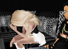 Captured Inside IMVU - Join the Fun! HLIP