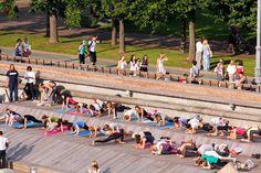 moscow gorky park 3