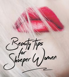 A list of my favourite beauty tips, gathered over a lifetime of experimenting with makeup, skincare and hair products. Advice from a one-time beauty blogger and full-time makeup junkie.