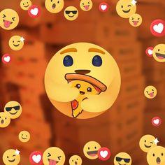 Sharing is Caring 🙌🏽 Το δικό μας Care Emoji 🍕 Funny Moments, Emoji, Pikachu, In This Moment, Fictional Characters, Art, Art Background, Kunst, The Emoji