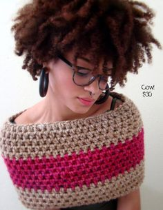 twist out. cowl. septum ring. cute.