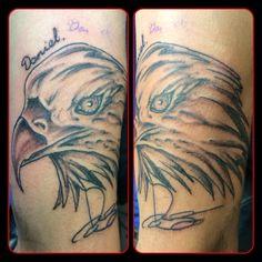 #timeless #timelesstattoos #thetimelesstattoo #alton #hampshire #marketstreet #tattoo #tattoos #tattooart #ink #tattoolife #inklife #bodyart #bodymods #tattoosofinstagram #tattoostudio #work #vintageshop #nofilter #tattoolove #tattoolovers #eagle #signature #name #bird #birdofprey