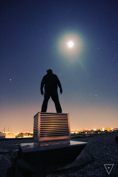 #whispers to the #moon #night #mission #exploring #adventure #rooftop #city #light