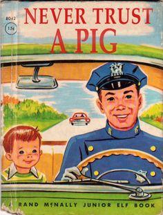 Bad Children's Books Cop