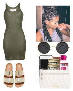 """✨"" by shadea04 on Polyvore featuring ..,MERCI and H&M"