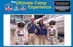You are never too old for Space Camp, no matter what your parents say. Seriously, if the website says it, it's fact. | Adult Space Camp Is A Thing That Actually Exists And We Went To It