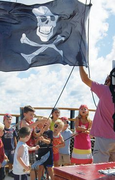 Hilton Head Island Kids Pirate Cruises Things To Do | 101 Things To Do