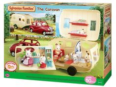 Sylvanian Families - The Caravan