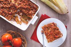 La parmigiana di cardi, o gobbi alla perugina, è una deliziosa ricetta di origine umbra. Un contorno o piatto unico molto saporito da servire caldo.